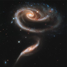 کهکشان رزتا بلاگ